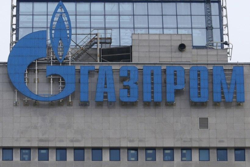 Ukraina kriis kukutas Gazpromi kasumit kümme korda