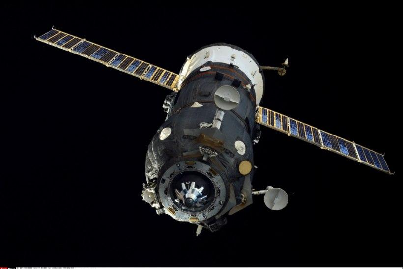 Vene kosmoselaev kukub peatselt Maale