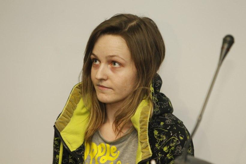 Kohus võttis väikese Emily emalt Keiti Voogrelt vanemlikud õigused ära