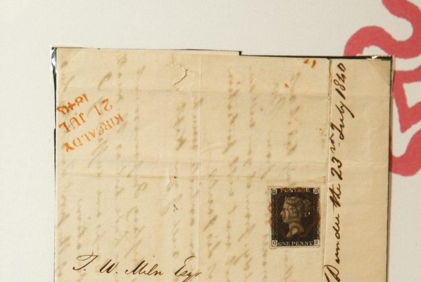 GALERII | Tartus näeb maailma kõige vanemat postmarki