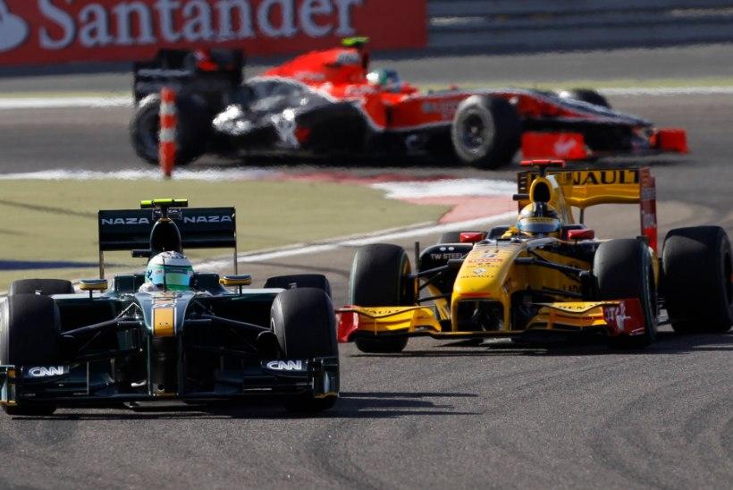 Red Bulli ja Renault tüli võib saada ootamatu lahenduse