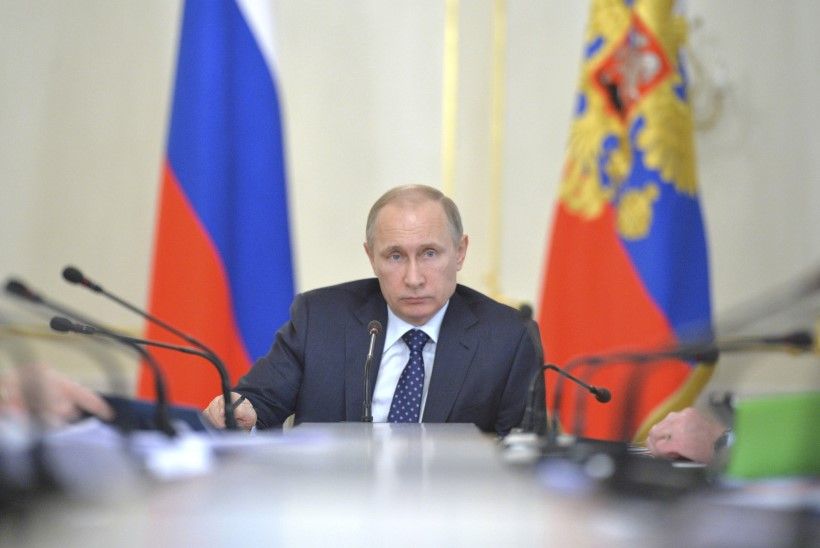 The Times: avalikkuse silmist kadunud Putin oli tõesti haige