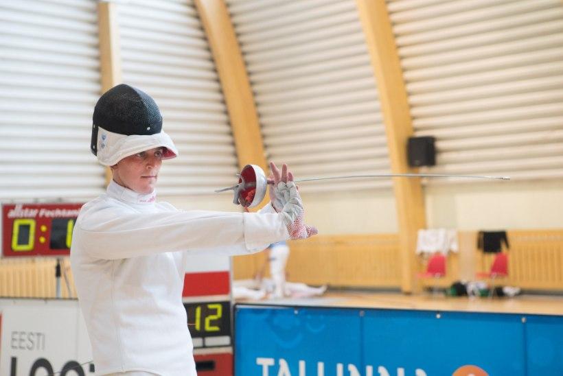 Eesti meeste epeevehklemine ei pruugigi olümpiale jõuda?