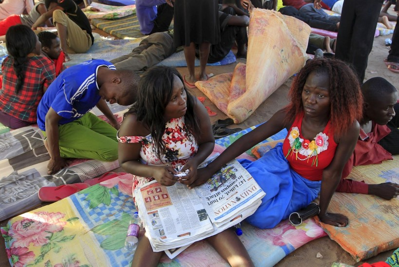 Keenia ülikoolirünnaku pärast on kinni võetud viis inimest