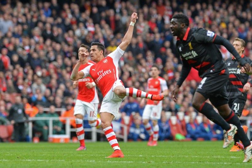 GALERII   Arsenal loputas Liverpooli kui Earl Grey teekotti!
