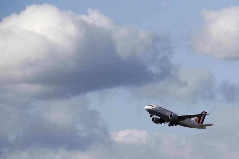 Germanwingsi reisilennuk pidi turvakaalutlustel maanduma