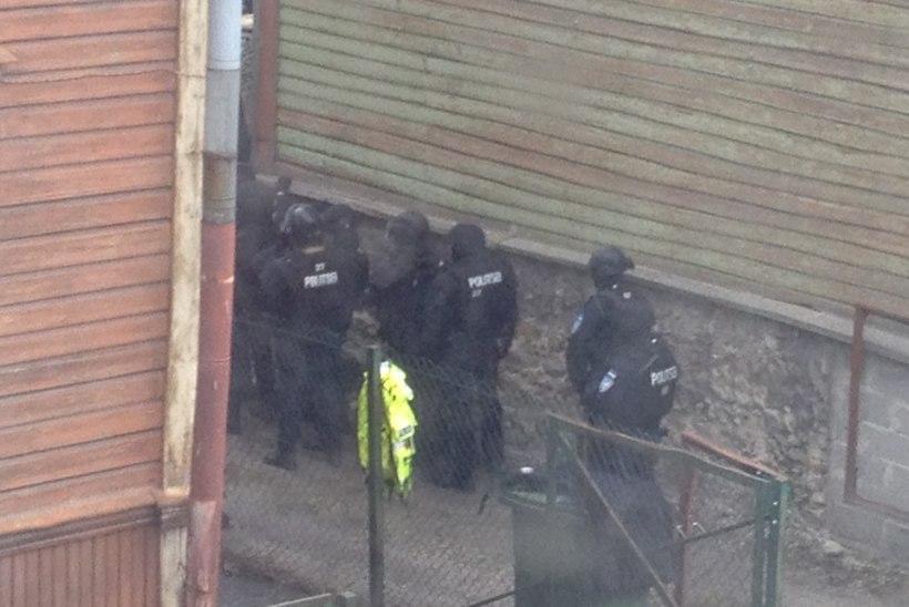 POLITSEI: Sügise tänava tulistaja on kinni peetud