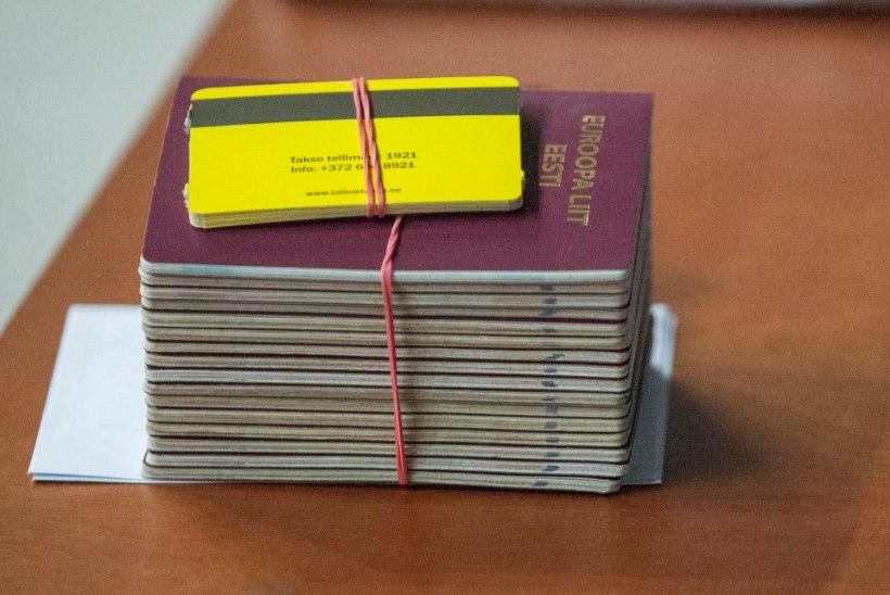Eesti kodanikud saavad viisata külastada 157 riiki