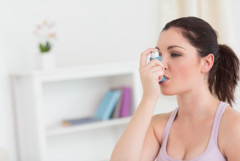 Astma – kõige sagedamini esinev krooniline hingamisteede haigus