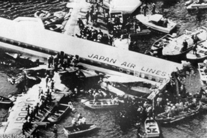 Enesetappu üritanud piloot võttis Jaapanis elu 24 inimeselt