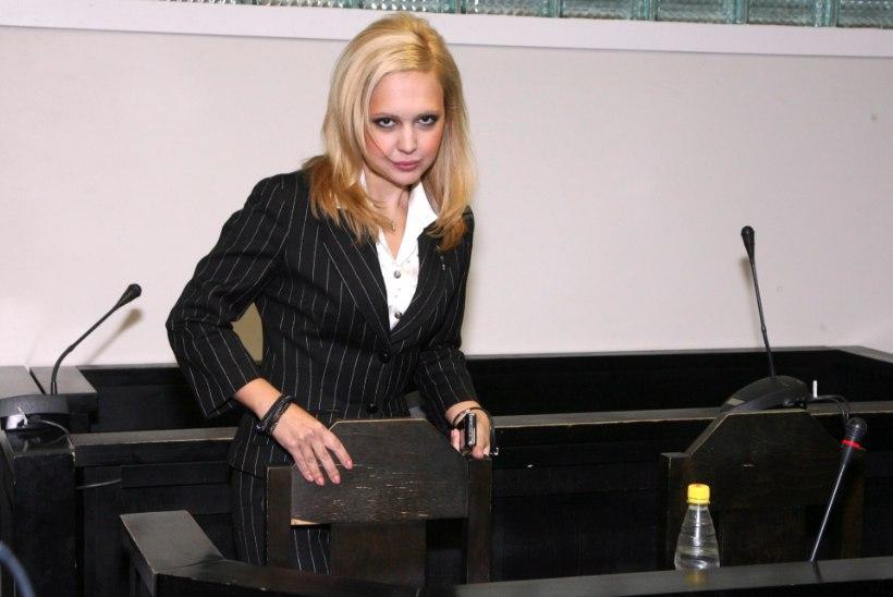 Justiitsministeerium: Anna-Maria Galojanil on võimalus vangis olles õppida ja töötada