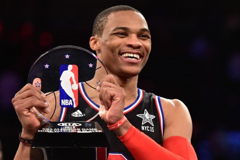 ILUS ÜLLATUS: NBA superstaar kinkis auhinnaks saadud auto üksikemale