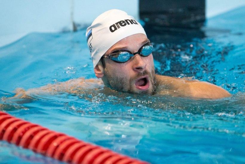 Kuidas läheb Eesti ujumise eliitrühmal, keda juhendab Sloveenia staar Mankoc?