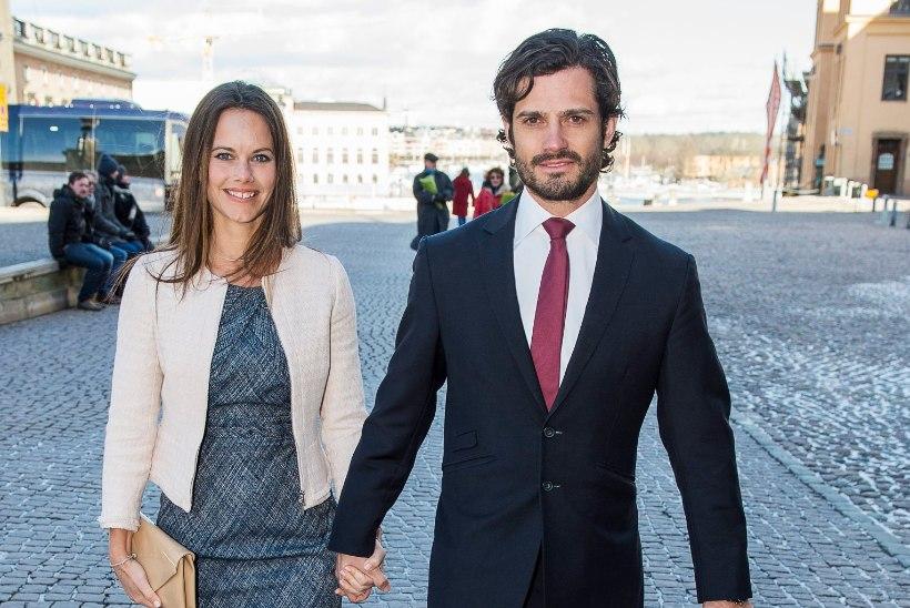 Prints Carl Philipi ja Sofia Hellqvisti pulmakuupäev pandi paika