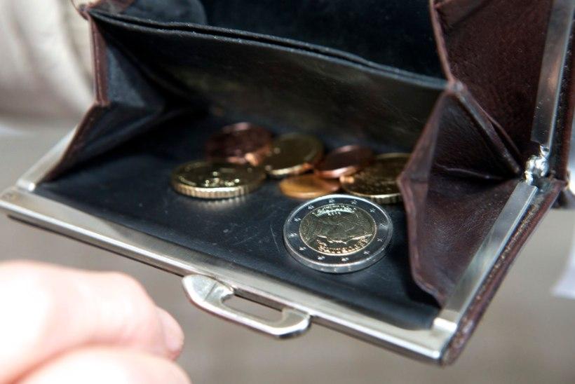 KAS AITAB: uus valitsusliit kavatseb tõsta tulumaksuvaba miinimumi 205 euroni kuus