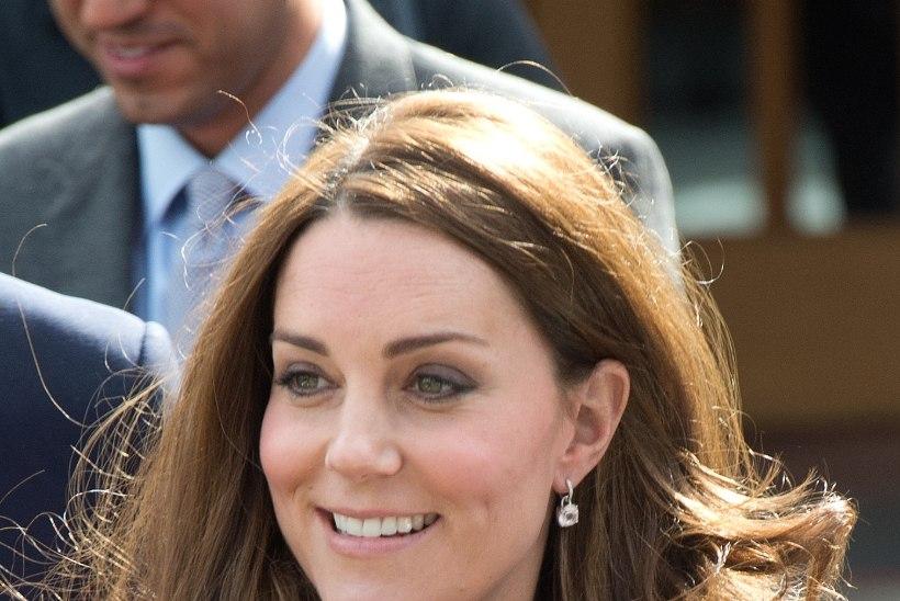 Kate'i oodatava lapse soo reetis juba seinavärv?