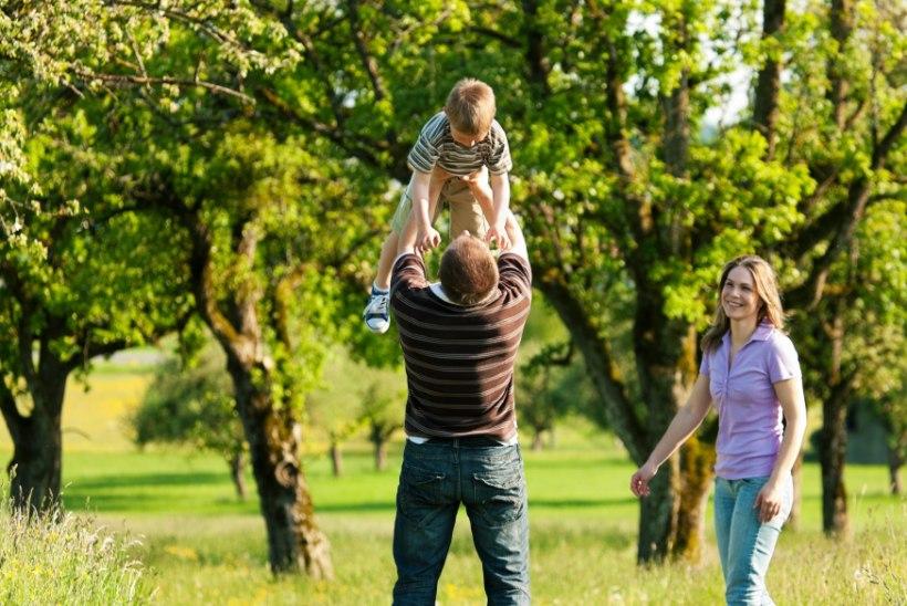 Psühholoogia blogi: tervislik liikumine koos lapsega