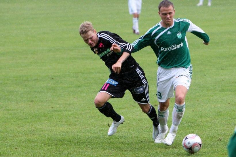 Kristian Marmor: minu tulevik oli tööd teha, mitte jalgpalli mängida