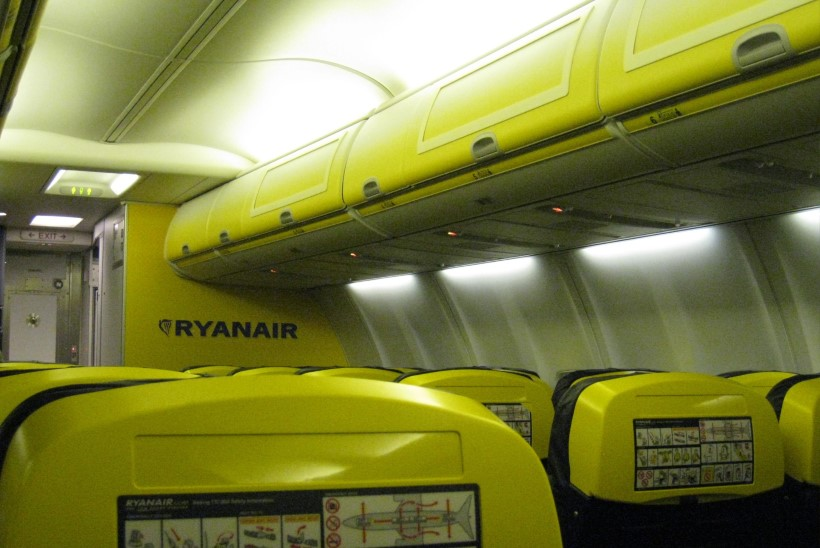 Ryanairil aastas 90,5 miljonit reisijat