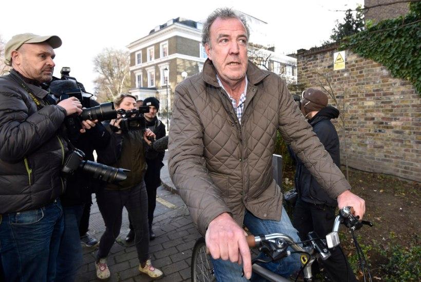 BBC laseb Jeremy Clarksoni uuesti eetrisse