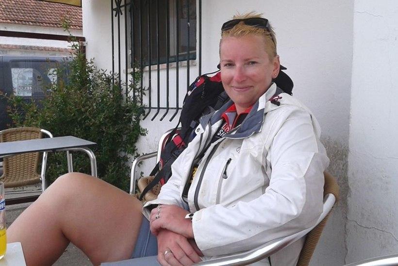 670-KILOMEETRISEL PALVERÄNNAKUL EESTLANNA: 30 kilomeetrit päevas läbiv naine kaotab kaalu, mõtleb elu üle järele ja kardab vihma
