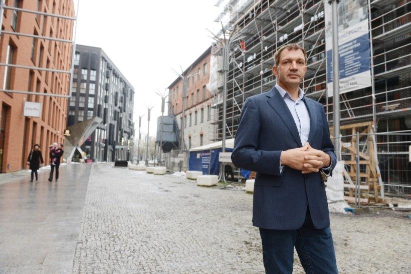 Sõõrumaa investeerib Rotermanni kvartalisse 30 miljonit eurot