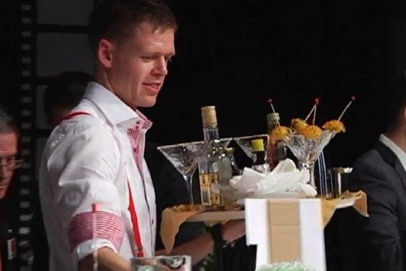 TV3 video: Eesti baarmen valmistas kõige romantilisema joogi