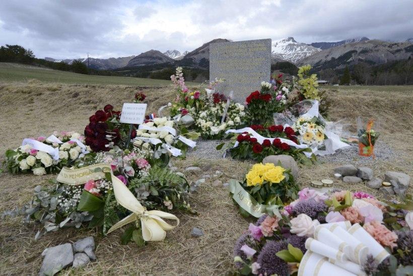 HÄBEMATUSE TIPP: naine teeskles tasuta reisi saamiseks Germanwingsi katastroofis hukkunu sugulast