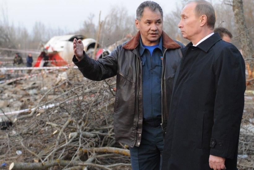 Poola presidendi tappis Vene luure?