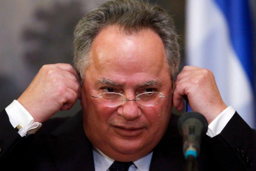Kreeklased kutsusid Eesti saadiku president Ilvese sõnade pärast vaibale