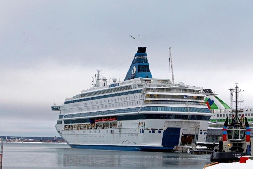 Tallinki laevadelt koondati 48 inimest