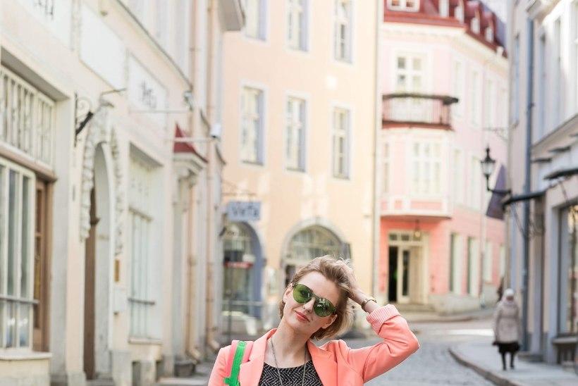 Helene Vetik: riietusele ma reegleid ei sea!
