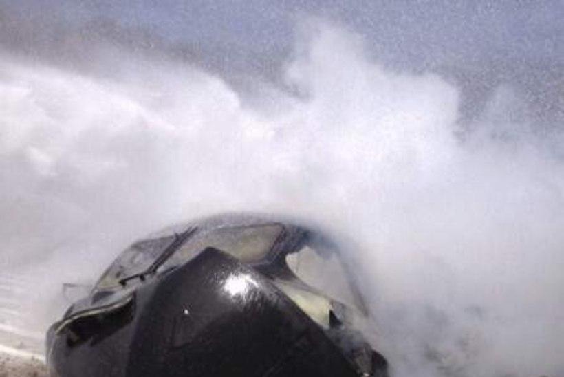 Superlennuk hukkus katsetusel