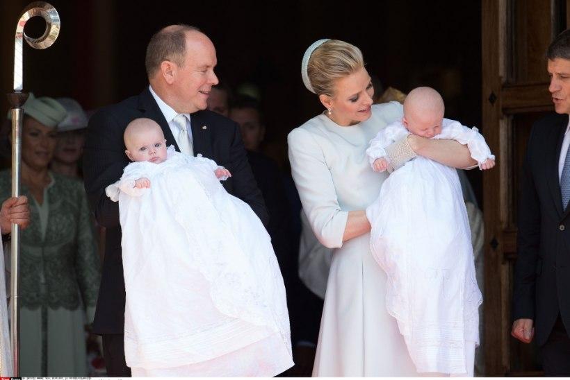 GALERII | Täna ristiti Monaco prints ja printsess
