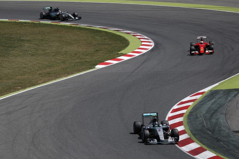 GALERII | Nico Rosberg teenis hooaja esimese etapivõidu