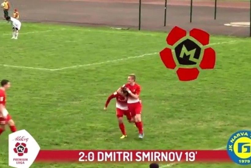 VIDEOD | Transi kiirtuli Kalju vastu ja ülejäänud 10. vooru väravad!