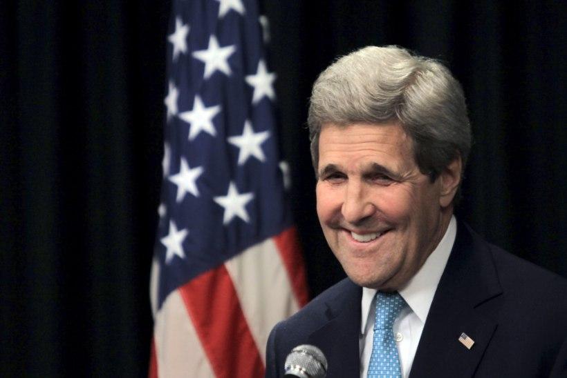 Kerry kohtub täna Sotšis Lavroviga