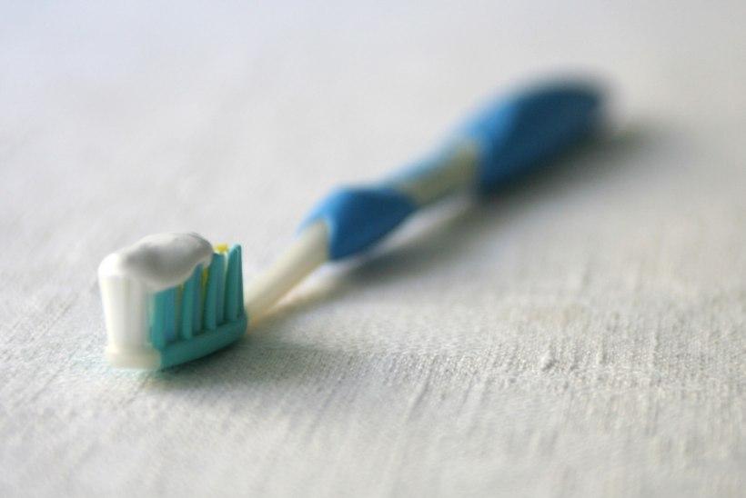 """""""Keskmise tugevusega hambahari sobib kodu, mitte hammaste puhastamiseks."""""""