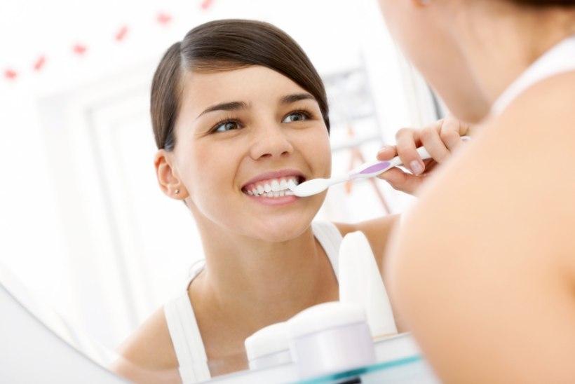 Kuidas hooldada hambaharja?