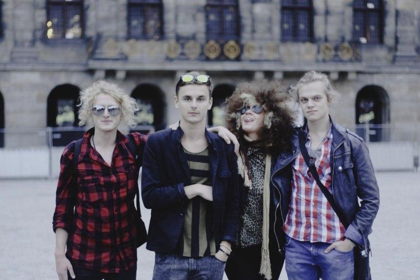 Ziggy Wild võistleb ainsa Eesti bändina Poola rokkfestivalil