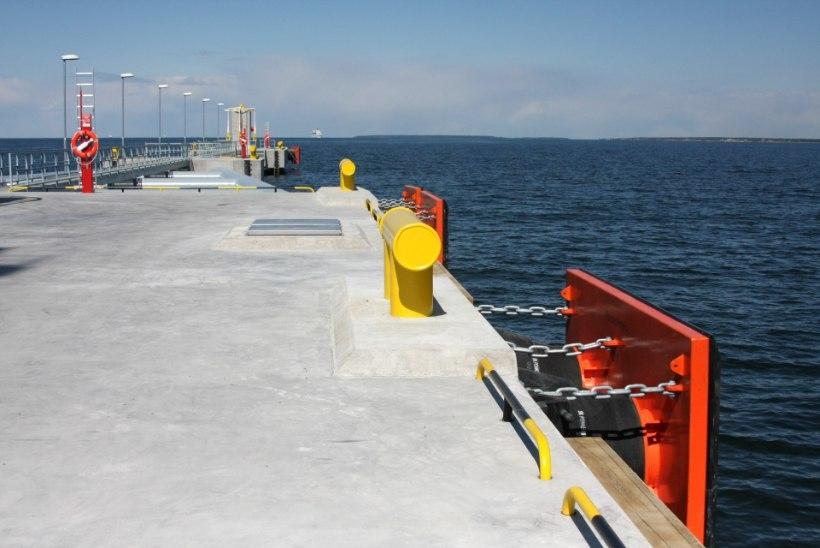 Tallinna sadamas uppus merre kukkunud Soome kodanik