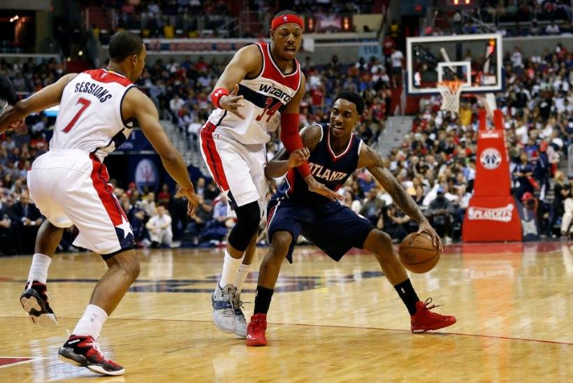 NBAs muutuvad seeriad üha pingelisemaks, ainult üks meeskond blokib