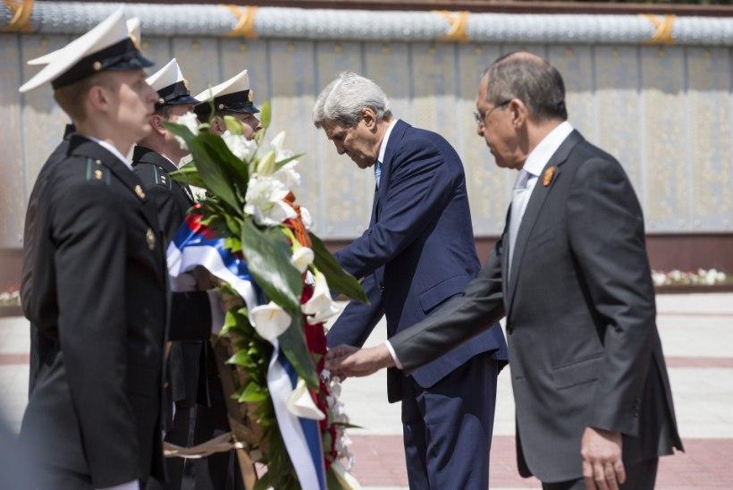USA ja Venemaa arendavad suhteid