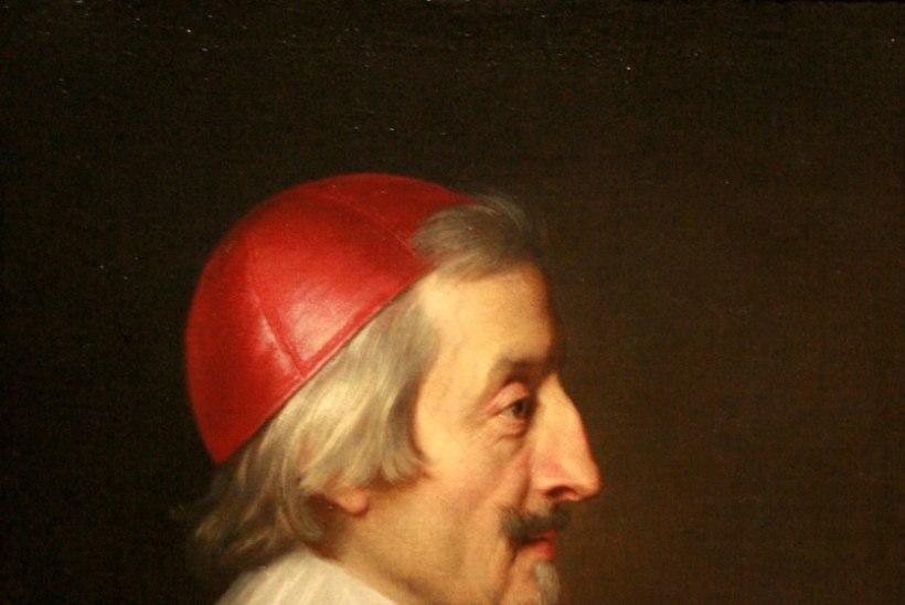 13. MAI: Kardinal Richelieu leiutab lauanoa