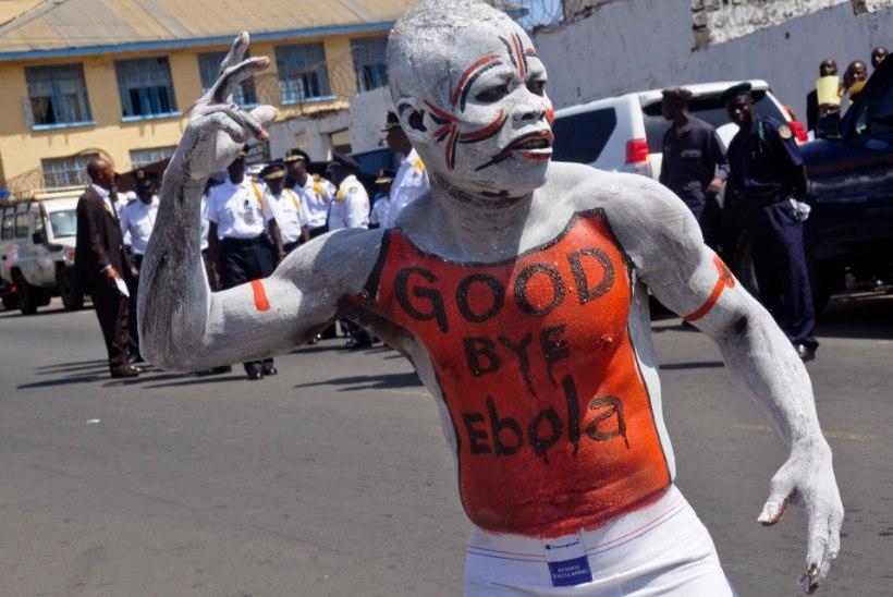 Libeeria on ebolast vaba