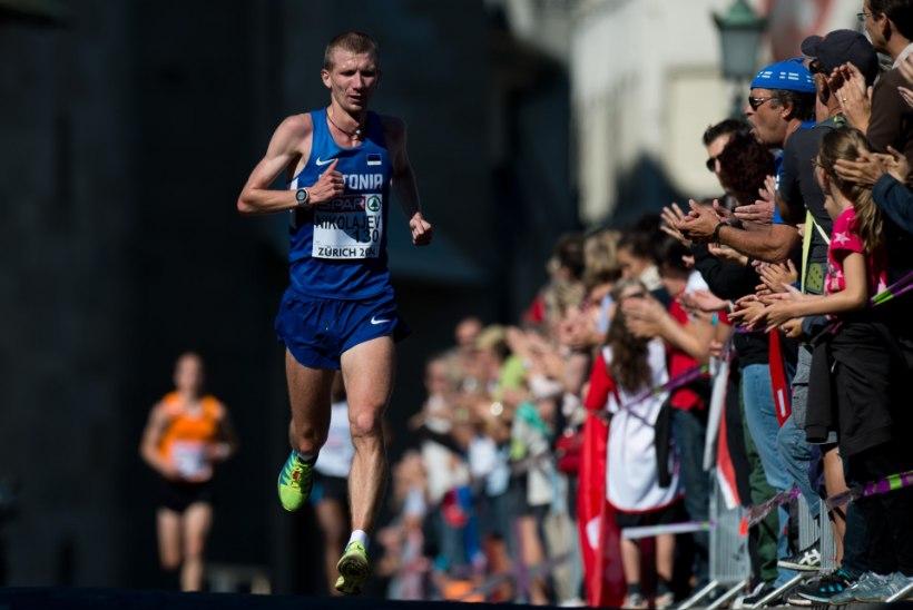 TEENITUD KARISTUS: dopingujooksjaid niipea võistlustel ei näe