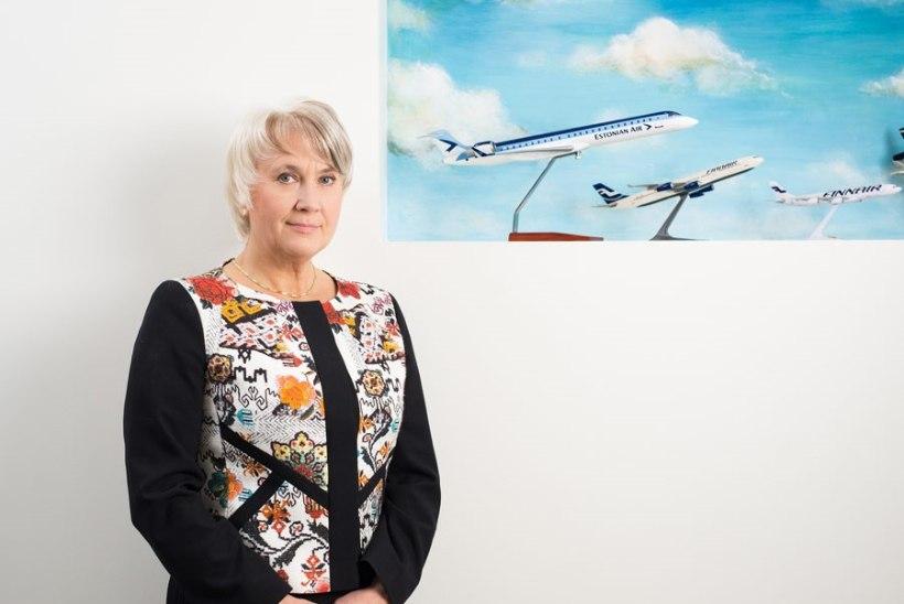 FOTO | Anne Samlik valiti Eesti parimaks juhiks!