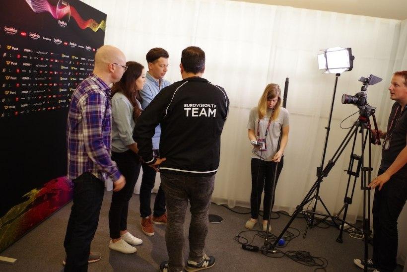 Eesti valiti Eurovisionil Põhjamaa riikide hulka