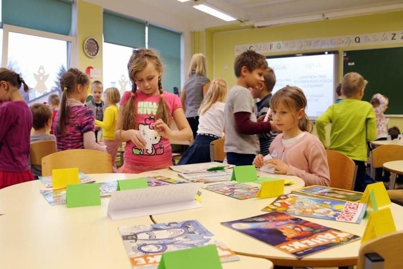 Eesti kooliharidus kuulub maailma parimate hulka