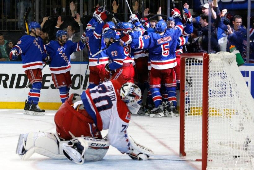 Rangers pääses uskumatust seisust konverentsi finaali